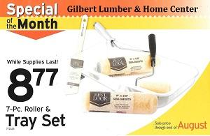 https://www.facebook.com/Gilbert-Lumber-Home-Center-112478857171/