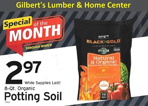 https://www.facebook.com/Gilbert-Lumber-Home-Center-112478857171/
